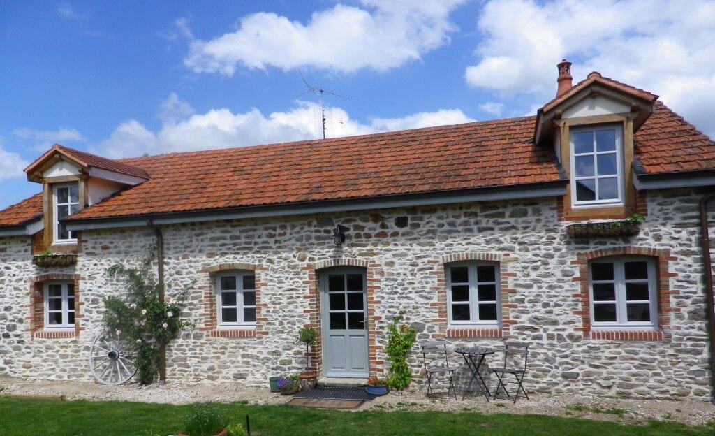 cottage rental Morvan